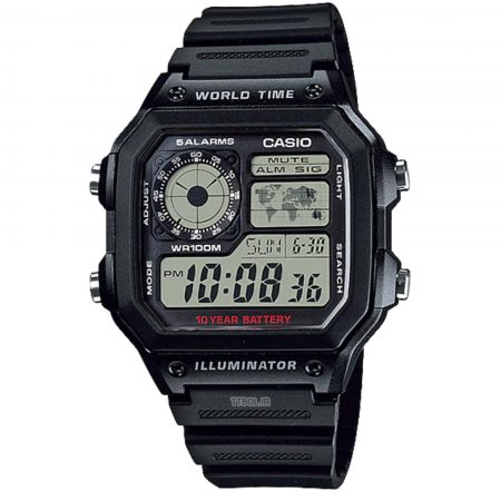 ساعت مچی مردانه کاسیو CASIO AE-1200WH-1AV