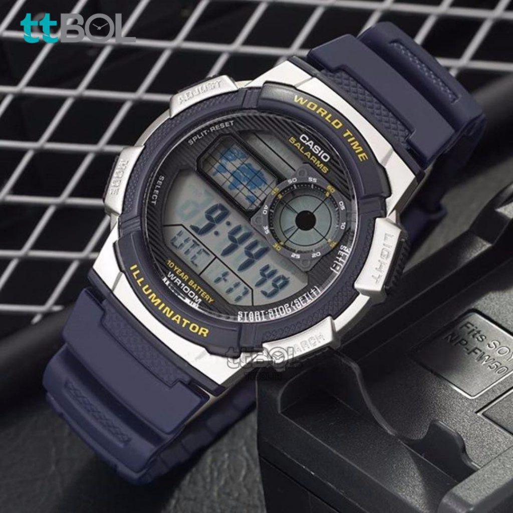 ساعت دیجیتال مردانه