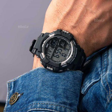 ساعت مچی مردانه کیو اند کیو