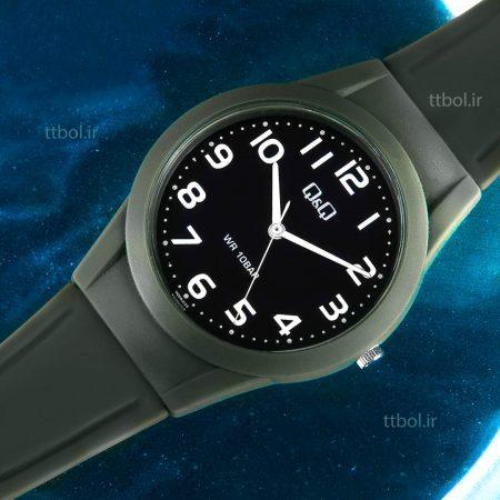 ساعت مچی کیو اند کیو