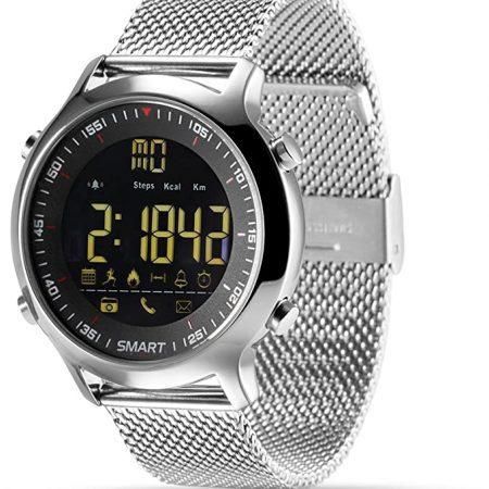 خصوصیات ساعت مچی