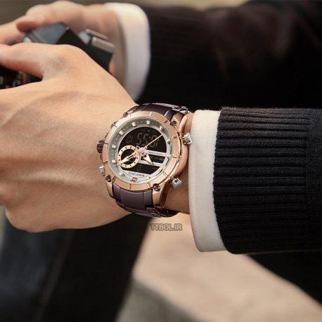 ساعت مچی مردانه ناوی فرس