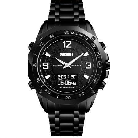 ساعت مچی مردانه دیجیتالی عقربه ای اسکمی 1464
