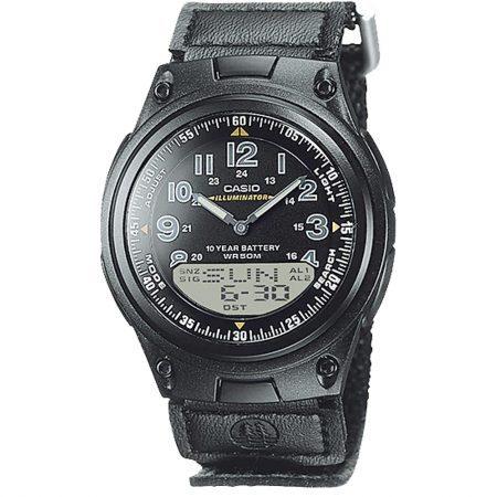 ساعت مچی مردانه کاسیو CASIO AW-80V-1BV