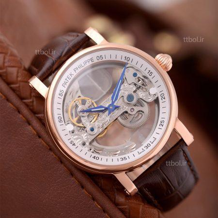 ساعت مچی مردانه پتک فیلیپ PATEK PHILIPPE ۲۱۰۸ BR