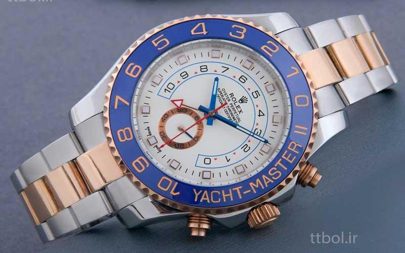 ساعت و خوشتیپی