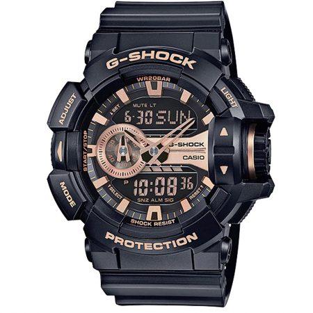 ساعت مچی مردانه جیشاک G-SHOCK GA-400-1A4