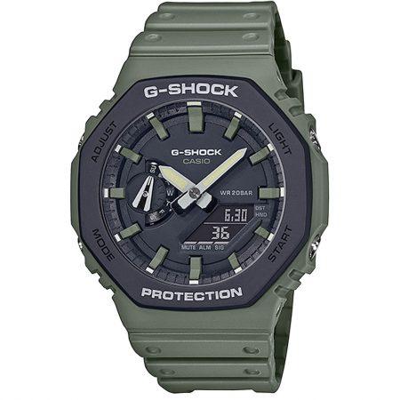 ساعت مچی مردانه جیشاک G-SHOCK GA-2110SU-3A