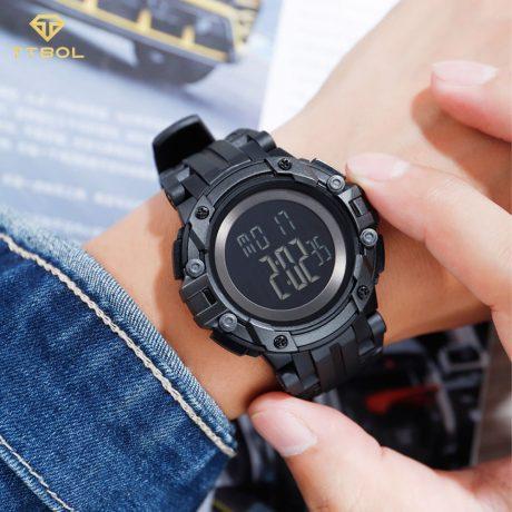 ساعت مچی مردانه اسکمی SKMEI 1545 black