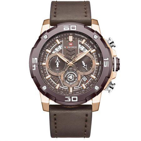 ساعت مچی مردانه NAVIFORCE NF 9175 RG/CE-D.BN