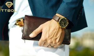 هر انچه که در مورد ست ردن لباس با ساعت باید بدانید