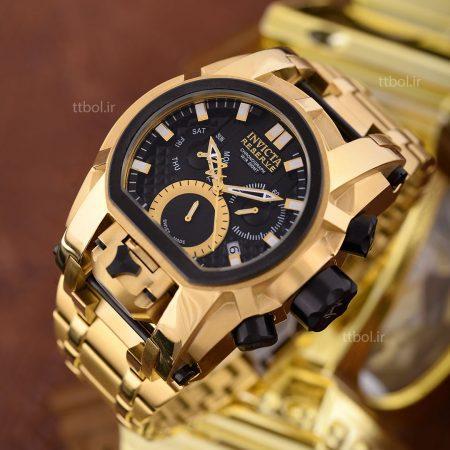 ساعت مچی مردانه اینویکتا INVICTA BOLT ZEUS 25209 g/b