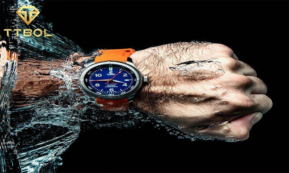 از کجا متوجه شویم ساعت مچی ما ضد آب است؟