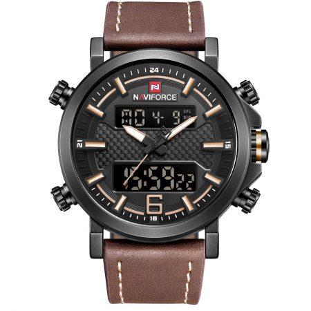 ساعت مچی مردانه ناوی فورس NAVIFORCE NF9135 B/Y/BN