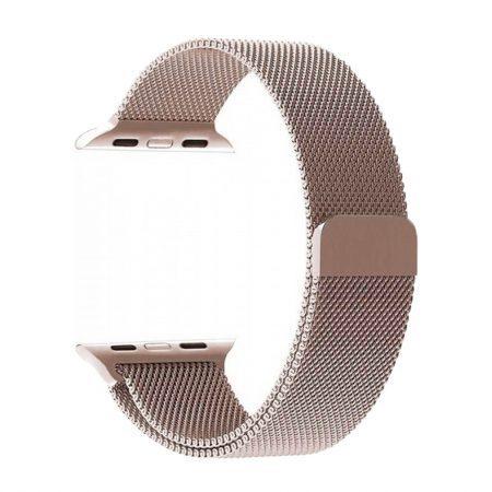 بند حصیری اپل واچ سایز milanese 44/42 r