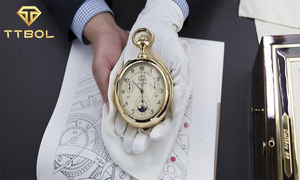 آشنایی با ساعت های جیبی