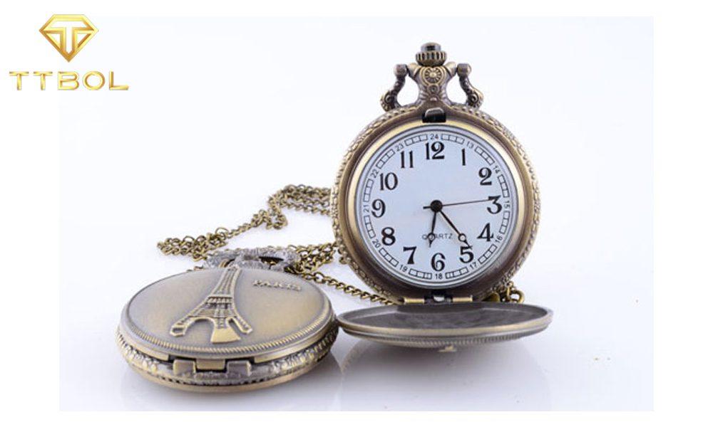 ساعت های جیبی