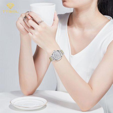 ساعت مچی زنانه مینی فوکوس MINI FOCUS MF0329L S/G