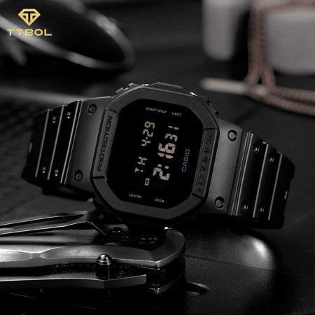 ساعت مچی مردانه جیشاک G-SHOCK DW-5600BB-1