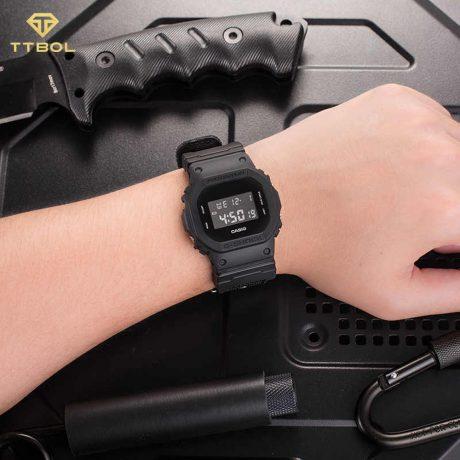 ساعت مچی مردانه جیشاک G-SHOCK DW-5600BBN-1