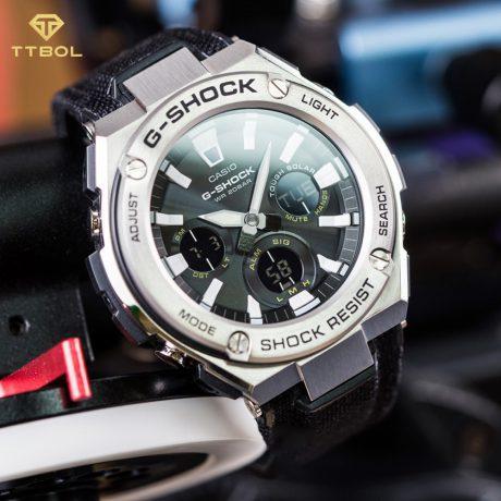 ساعت مچی مردانه جیشاک G-SHOCK GST-S130C-1A