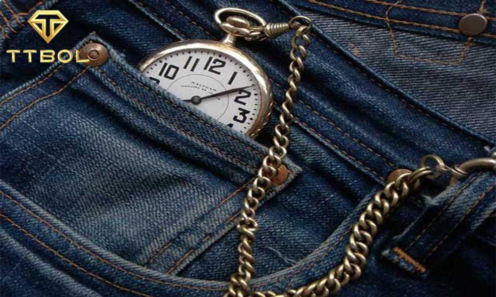 سِت کردن ساعتهای جیبی با جلیقه