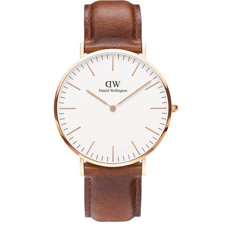 ساعت مچی مردانه دنیل ولینگتون DANIEL WELLINGTON Classic St Mawes br/r