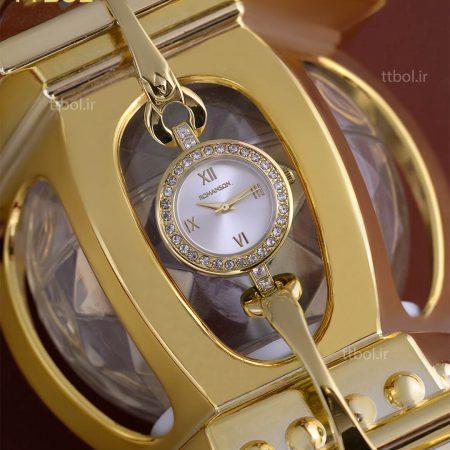 ساعت مچی زنانه رومانسون ROMANSON RM-293 G
