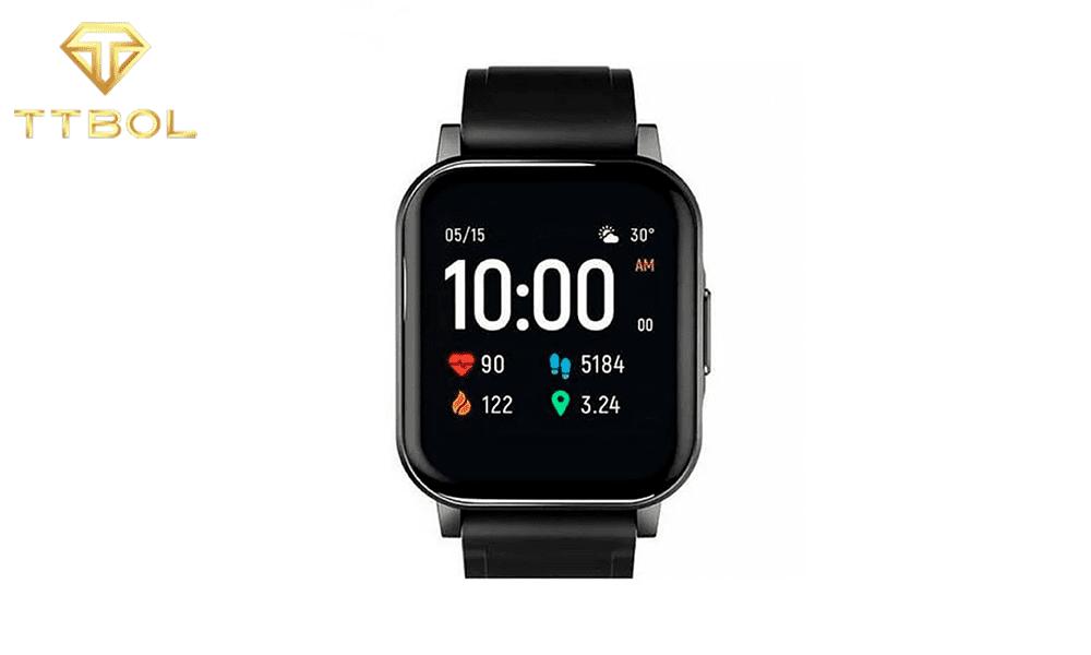 ساعت هوشمند هایلو مدل Haylou Solar watch LS02
