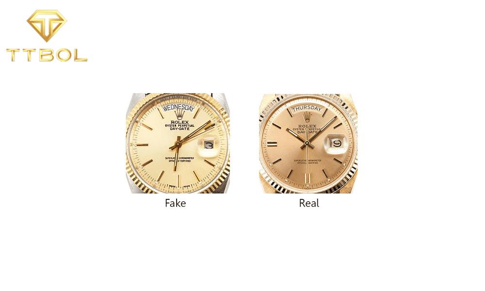 چگونه ساعت اصل و تقلبی رولکس را تشخیص دهیم؟
