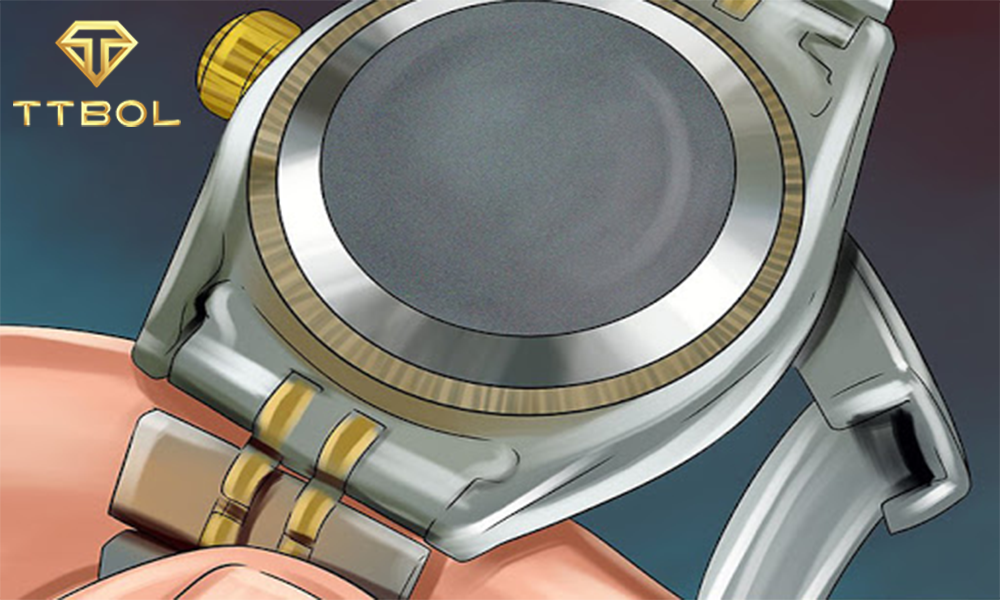 قابلیت ضد آب بودن ساعت های رولکس