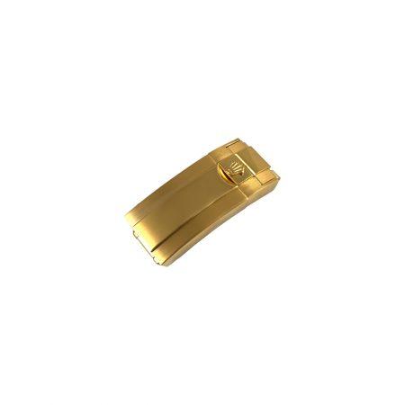 قفل رولکس سایز 16 طلایی