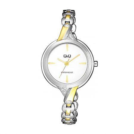 ساعت مچی زنانه کیو اند کیو Q&Q F637J401