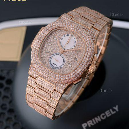 ساعت مچی مردانه پتک فیلیپ PATEK PHILIPPE NUATILOS M8089 R