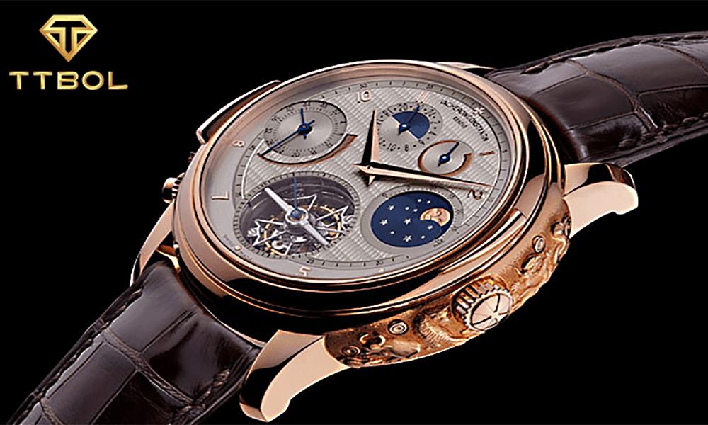 تحلیل و بررسی گران ترین ساعت های دنیا
