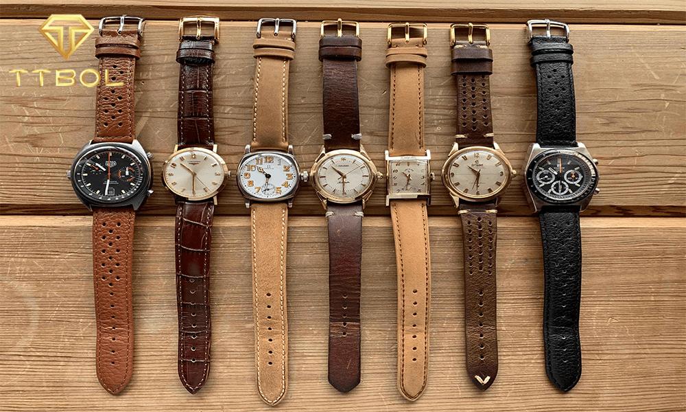 انواع بند ساعت مچی