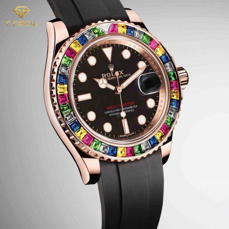 ساعت مچی مردانه رولکس The Rolex Yacht-Master 40 watch