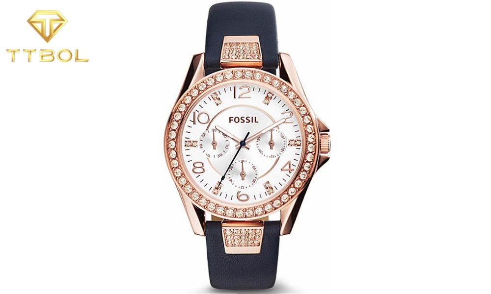 ساعت مچی زنانه فسیل FOSSIL ES3887