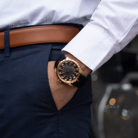 خرید ساعت مچی مردانه راجر دابیوس شوالیه ROGER DUBUIS Knights