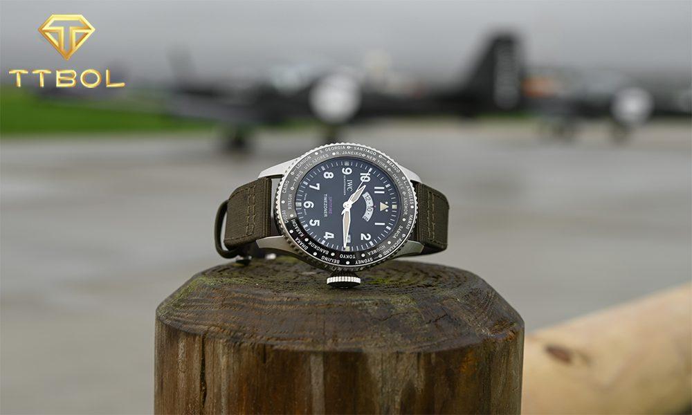 بهترین ساعت های خلبانی جهان