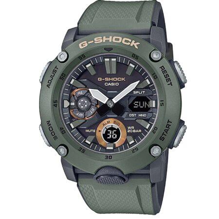 ساعت مچی مردانه جیشاک G-SHOCK GA-2000-3A